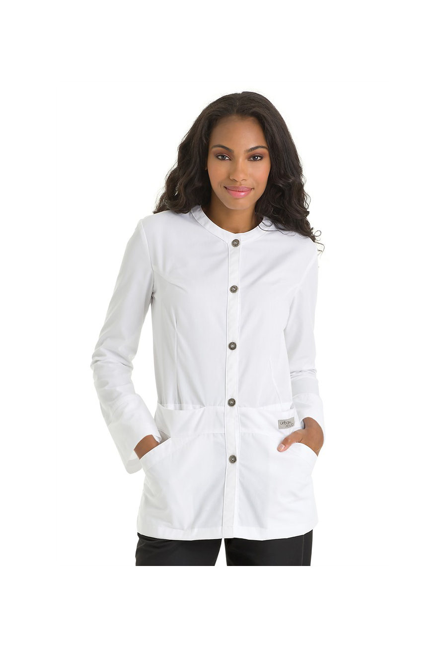 Urbane Women S 32 Quot Lab Coat Nye Uniform