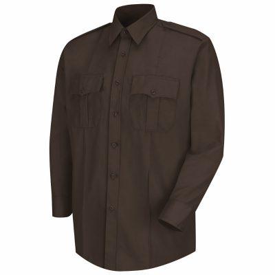 hs1120-men-s-brown-deputy-deluxe-long-sleeve-uniform-shirt-7