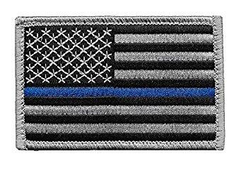 Thin Blue Line Patches - NYE Uniform 0e913cf2a42